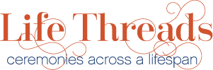 Life Threads Ceremonies Logo