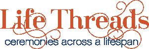 Life Threads Ceremonies Logo