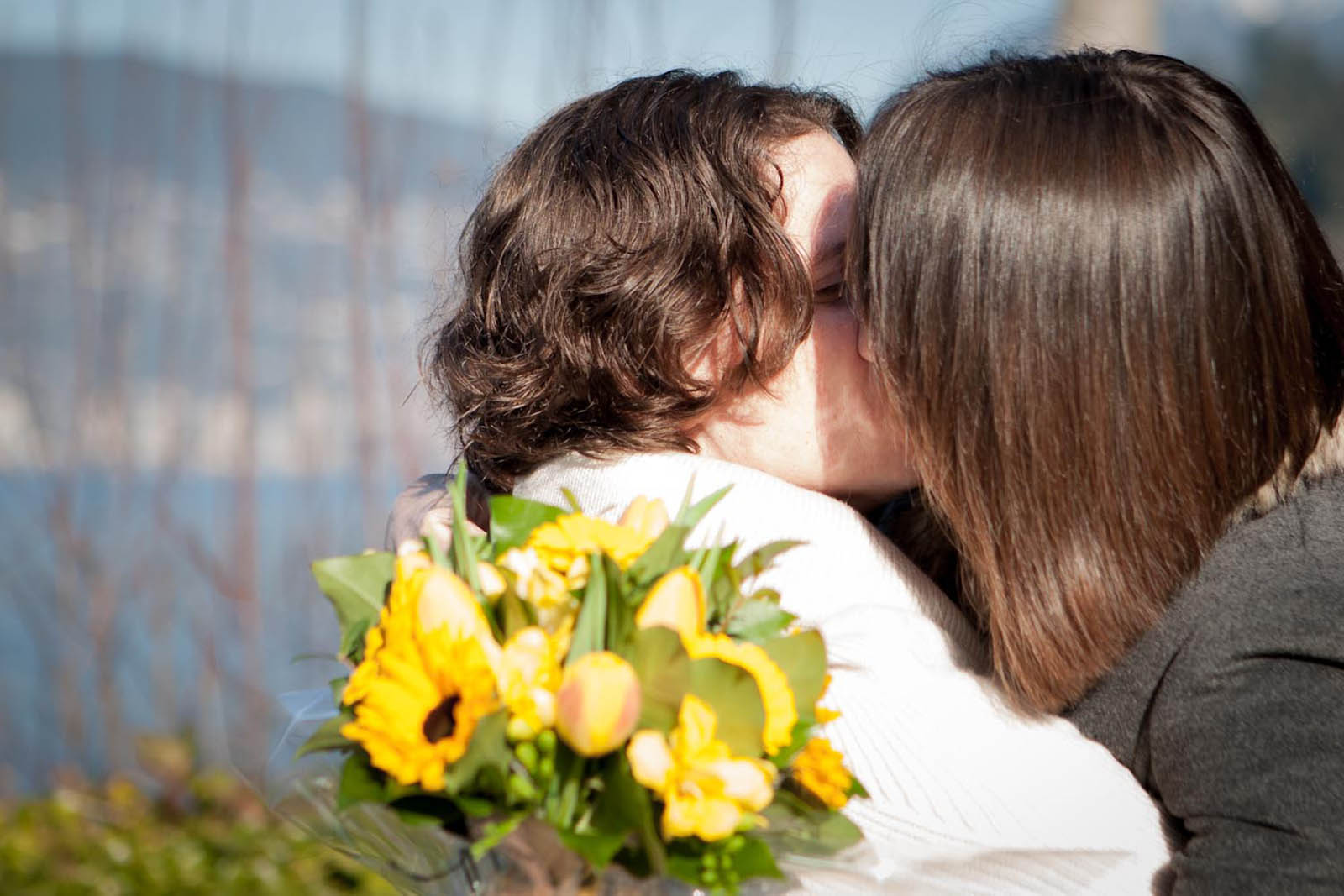 Sealed with a kiss with Life Threads Wedding Ceremonies